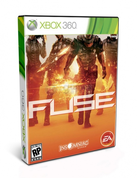 Fuse Xbox 360 Target : Fuse xbox