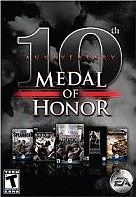 Medal of Honor - 10th Anniversary Classic (ODSTRA�OVA� po�tovn�ho)