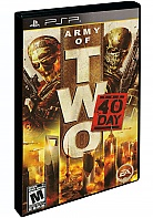 Army of Two: the 40th Day (PSP)