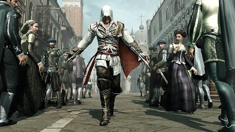 Кряк к хитовой игре-assassins creed ii 2010 архив.