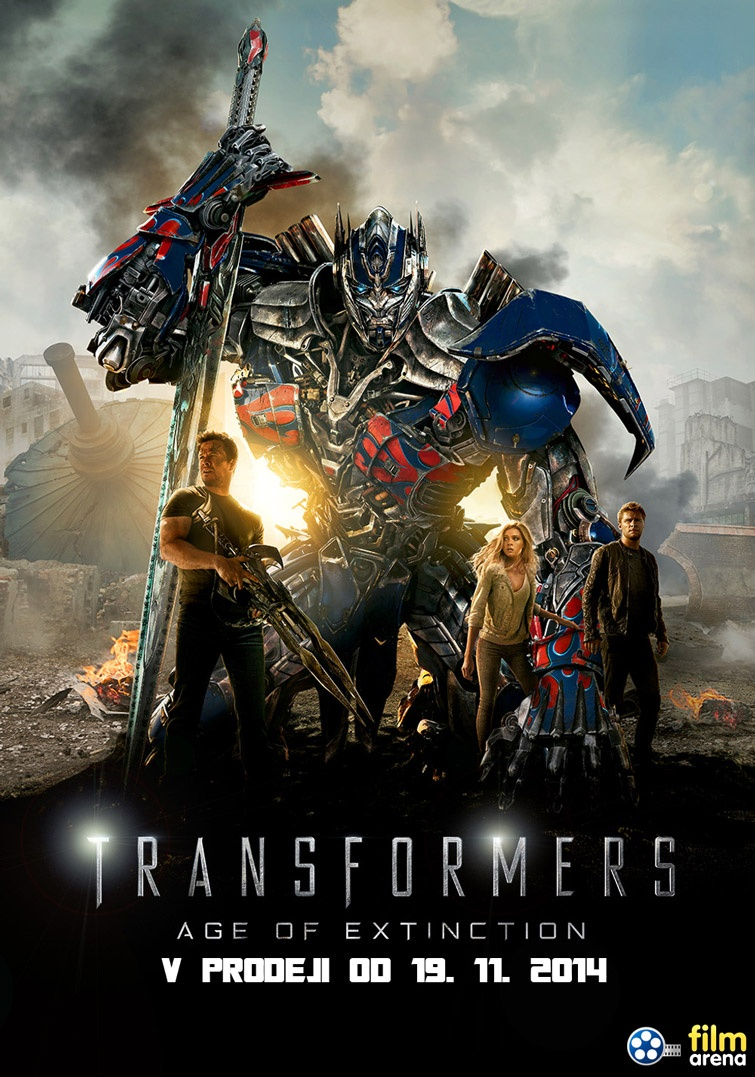 TRANSFORMERS 4: Zánik (Transformers: Age of Extinction)