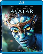 AVATAR 3D + 2D (Blu-ray 3D + DVD)