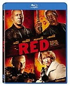 RED Ve v�slu�b� a extr�mn� nebezpe�n� (Blu-Ray)