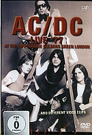 AC/DC - Live 1977 At the Hippodrome Golders Green London (DVD)