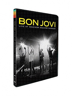 Bon jovi live at madison square garden dvd for Bon jovi madison square garden