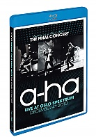 A-ha: Ending on a High Note: Final Concert (Blu-Ray)