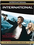 INTERNATIONAL (Digipack) Hv�zdn� edice (DVD)