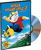 Myšák Stuart Little 2 (DVD)