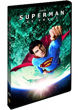 Superman se vrací DVD