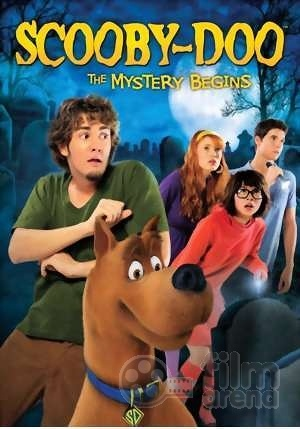 Scooby doo začátek dvd