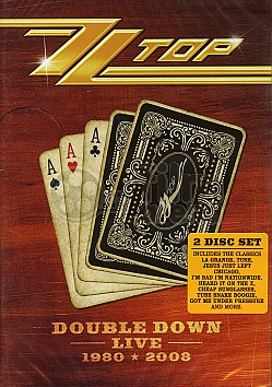 ZZ Top: Double Down Live (2DVD)