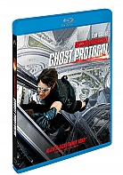 MISSION IMPOSSIBLE IV: Ghost Protocol (Blu-ray)