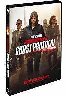 Mission Impossible IV: Ghost Protocol  (DVD)