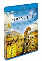 Africa: The Serengeti 3D (Blu-ray 3D)