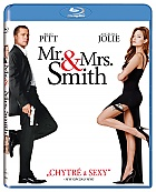Mr. and Mrs. Smith (Pan a paní Smithovi) (Blu-ray)