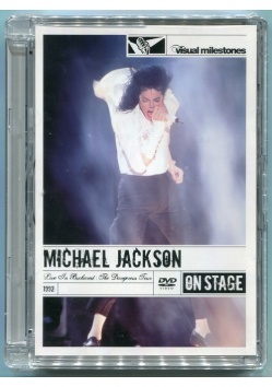 Michael Jackson LIVE IN BUCHAREST - The Dangerous Tour - ON STAGE