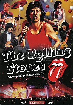 The Rolling Stones - Let's Spend the Night Together (papírový obal)