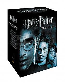 Harry Potter: Roky 1-7b (Kolekce) (16 DVD)