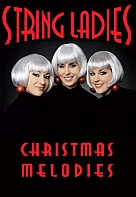 String Ladies � Christmas melodies  (CD)