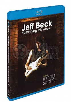 BECK JEFF - LIVE AT RONNIE SCOTTS '2009