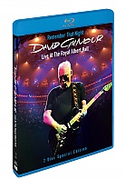 DAVID GILMOUR - REMEMBER THAT NIGHT (2BD) (Blu-Ray)