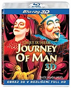 Cirque du Soleil: Journey of a Man 3D (Blu-ray)
