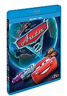 Auta 2 (Blu-ray + DVD) COMBO pack (Blu-ray)