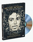 Michael Jackson: Život legendy  (DVD)