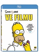 Simpsonovi ve filmu (Blu-Ray)