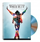 Michael Jackson's This Is It (Digipack) (Výprodejová AKCE) (DVD)