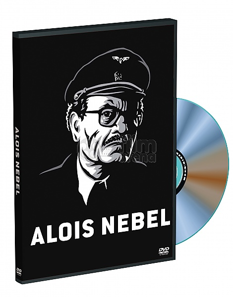 Czech animated film ALOIS NEBEL dvd now available