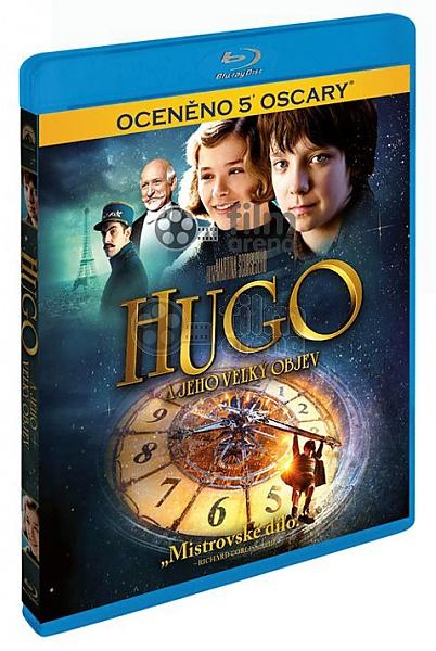 Hugo a jeho velký objev / Hugo (2011) | 3D