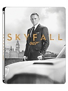 JAMES BOND 23: Skyfall Steelbook™ Limitovan� sb�ratelsk� edice + D�REK f�lie na SteelBook™ (Blu-ray)