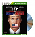 Lid vs Larry Flynt (Digipack) Cinema Club - Miloš Forman (DVD)