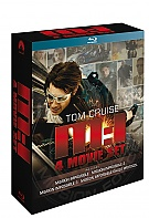 Mission Impossible 1-4 KOLEKCE 4BD (Blu-Ray)
