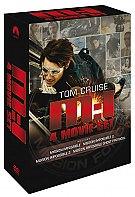 Mission Impossible 1-4 (Kolekce 4DVD) (DVD)