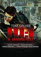 Mission Impossible 1-4 (Kolekce 4DVD)