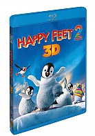 Happy Feet 2 3D+2D (Blu-Ray 3D)