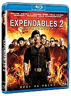 THE EXPENDABLES: Postradatelní 2 (Blu-ray)