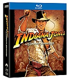 INDIANA JONES Kolekce (5 Blu-ray)