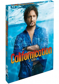 Californication 2. s�rie 2DVD