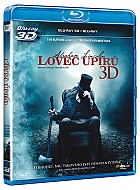 ABRAHAM LINCOLN: Lovec up�r� 3D + 2D (Blu-ray 3D + Blu-ray)