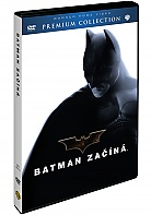 Batman začíná PREMIUM COLLECTION (DVD)