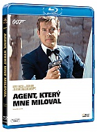 JAMES BOND 007: Agent, kter� m� miloval 2015 (Blu-ray)