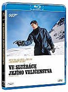 JAMES BOND 007: Ve slu�b�ch Jej�ho veli�enstva 2015 (Blu-ray)