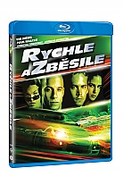 Rychle a zběsile (Edice REAL HEROES) (Blu-ray)