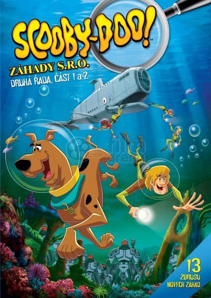 Kreslené Scooby Doo sex videá