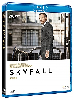 JAMES BOND 23: Skyfall 2015