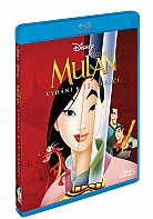 Legenda o Mulan (Blu-ray)