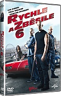 Rychle a zb�sile 6 (DVD)